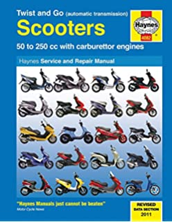 How to repair your scooter motorbooks workshop james manning twist and go scooters 50 to 250 cc with carburetor engines haynes manuals fandeluxe Choice Image