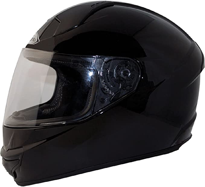 ZOX ST-11118 /'Thunder 2/' Blade Blue and Black Full-Face Motorcycle Helmet X-Large