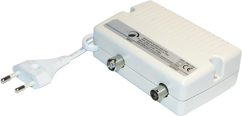 Transmedia FP1L - Amplificador de antena (regulador de nivel ...