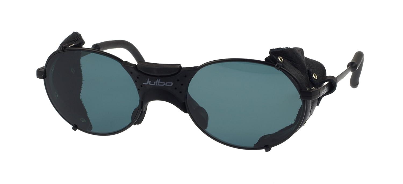 Polarized Julbo Drus BlackLeather SunglassesMatt ShieldsCat3 gvYIf7ymb6