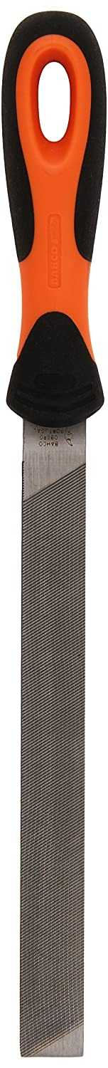 Bahco 1-106-08-1-2 Oberg Cut File, 8-Inch SnapOn