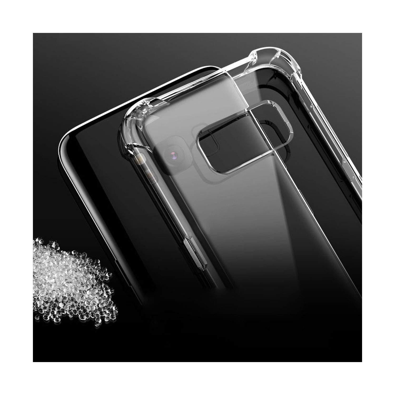 Amazon.com: Funda de silicona transparente para Samsung ...
