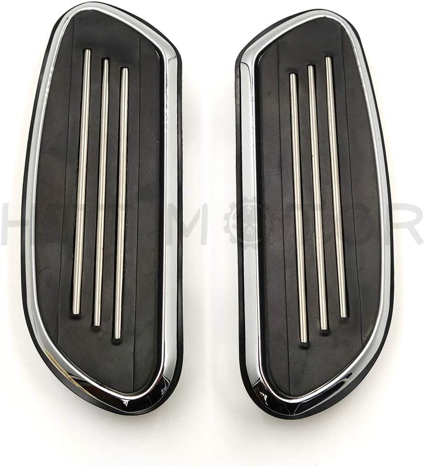 Streamline Passenger Floorboard Footboard Set For Harley Street Road Glide 93-18