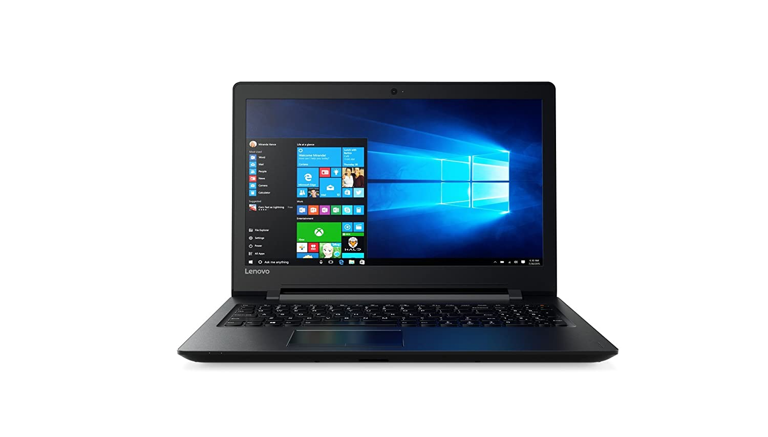 Lenovo Ideapad 110 80TJ00BNIH 15.6-inch Laptop (AMD A8-7410/8GB/1TB/DOS/2GB Graphics)