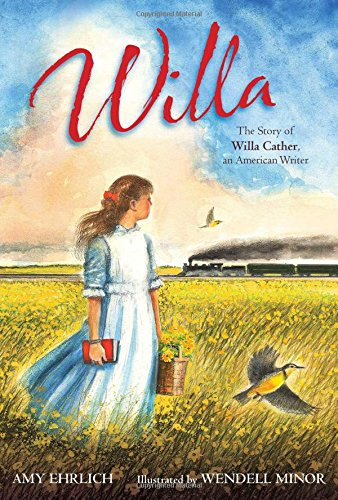 Willa: The Story of Willa Cather, an American Writer (American Women Writers) by Simon Schuster Paula Wiseman Books (Image #8)