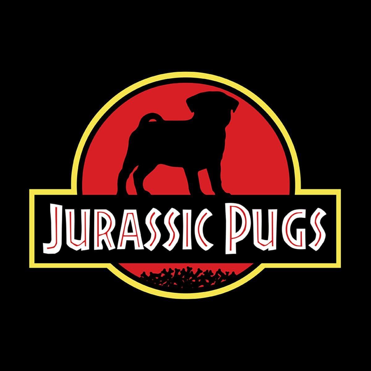 Jurassic Pugs Kids Sweatshirt
