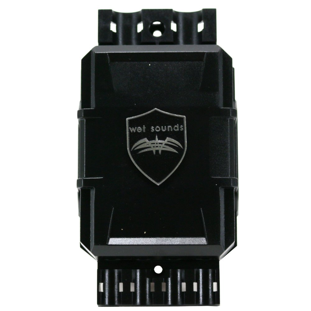 Wet Sounds WW-FUSE-DIST-BLOCK 4-POS ANL Fuse Holder/Distribution Block Combo