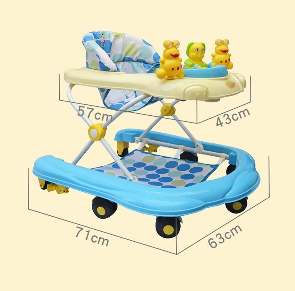 4fd405fdd Baby-Wanderer Baby Walker 6-18 Monate Multifunktionale Baby Anti ...