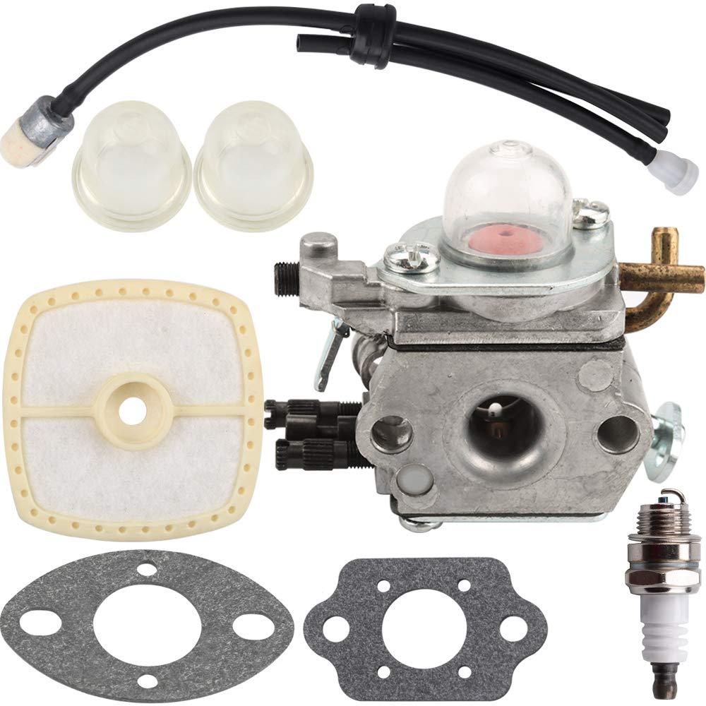 Anzac C1U-K42 Carburetor Tune up kit Echo PB-2100 Handheld Power Blower Replace C1U-K42A C1U-K42B 12520020562