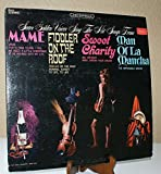 Sears Golden Voices Sing the Hit Songs From Mame, Fiddler on the Roof, Sweet Charity, Man of La Mancha Vinyl LP - SP213