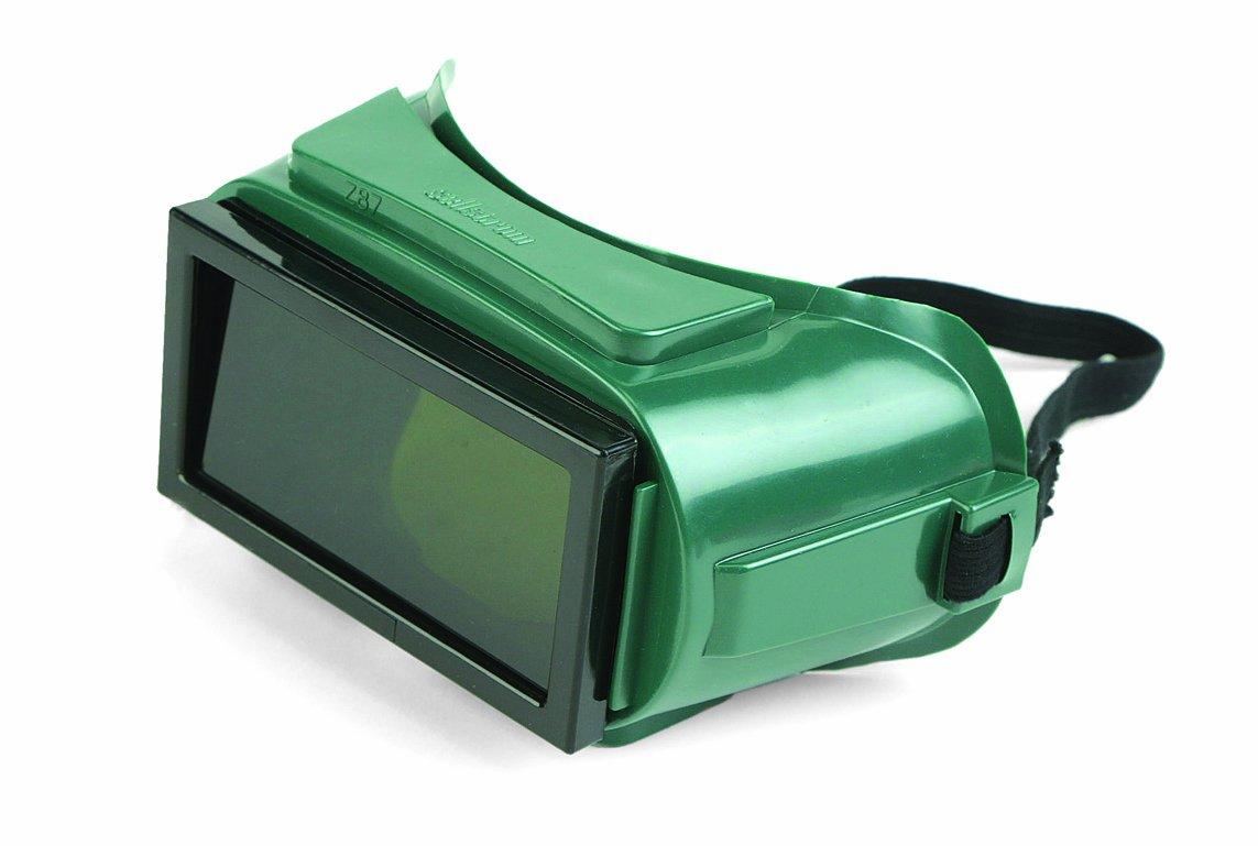 Sellstrom s85450 PVC placa de ventilación indirecta gafas de ...