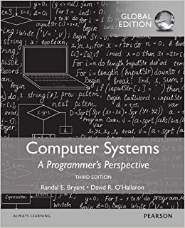 Computer Systems: A Programmers Perspective (2nd Edition)
