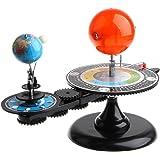 T TOOYFUL ソーラーシステムモデル 太陽 地球 月 太陽系 軌道模型 教育玩具 知育おもちゃ ギフト