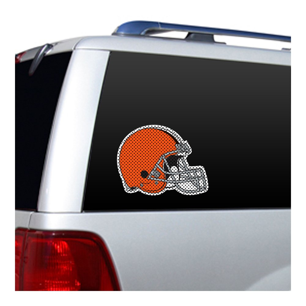 本物保証!  NFL Cleveland Browns Diecutウィンドウフィルム NFL B00OFV3C46 B00OFV3C46, エヌマート:24ad0602 --- movellplanejado.com.br