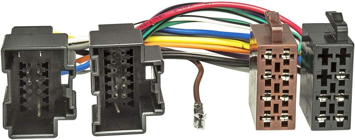 Tomzz Audio 7006 002 Radio Adapter Kabel Passend Für Elektronik
