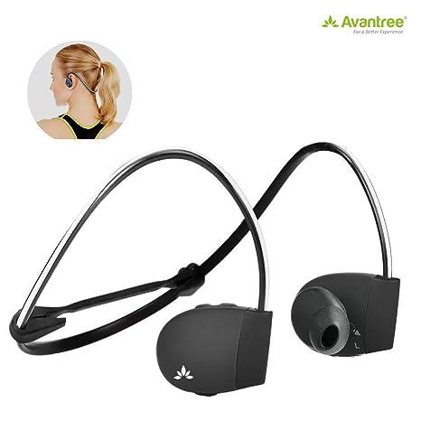 Avantree Auricolari Bluetooth per Corsa Resistenti al Sudore con microfono 968bbfcd0941