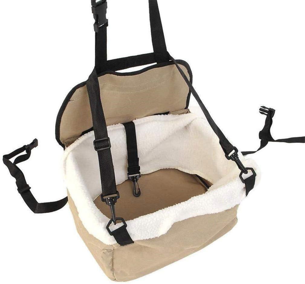 YZLIFE Protection Coffre Voiture Housse De Si/ège for Chien Car Seat Covers Voyage Pliant Plus Velours Doux Chien Chat Voiture Si/ège Dappoint Si/ège Dauto Leash Sac Pet Supplies