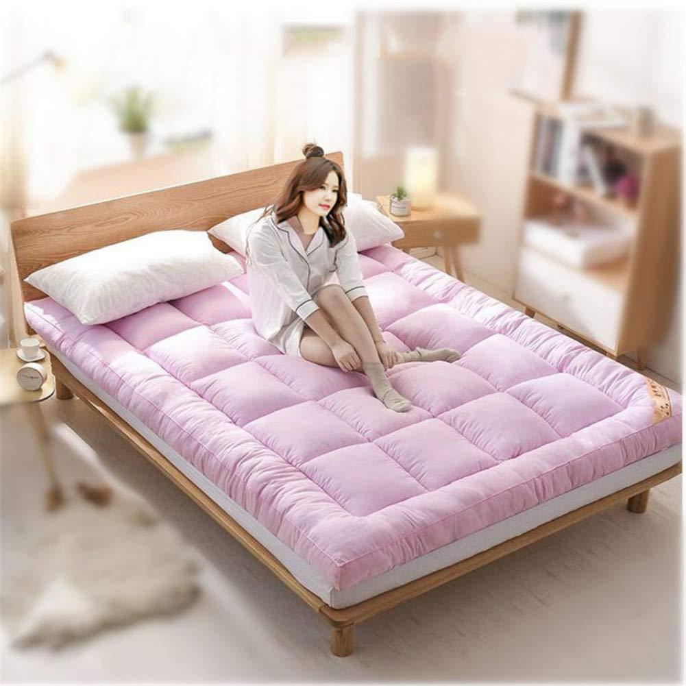 Tatami materasso futon, pieghevole portabile materasso Ortopedico tradizionale futon confortevole, Student Dormitory , Gray, 150x200cm(59x79inch) Redsun