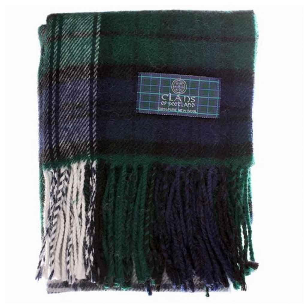 Clans of Scotland -  Coordinato invernali  - Uomo Multicolore mehrfarbig Taglia unica