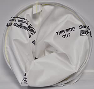 Generic Beam 199E 2100 Central Vacuum Inverted Filter Bag 110385