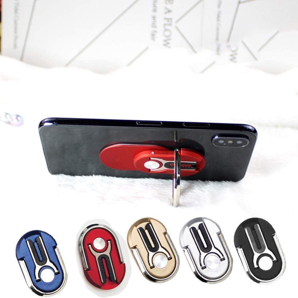 axGear Multipurpose Mobile Phone Bracket Holder Stand 360 Degree Finger Ring