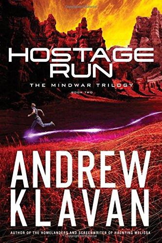 Hostage Run (The MindWar Trilogy) ebook