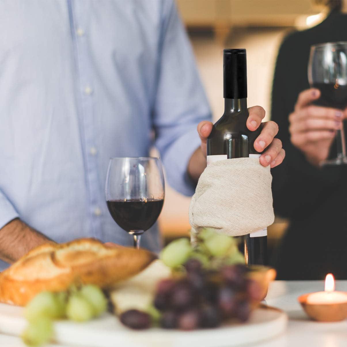 Hemoton 10 St/ücke Schrumpfkapseln Weinflaschen Kapseln Flaschenkapseln Siegelkapseln Schrumpfkappen Kapseln f/ür Weinkeller Wein Flaschen 30mm