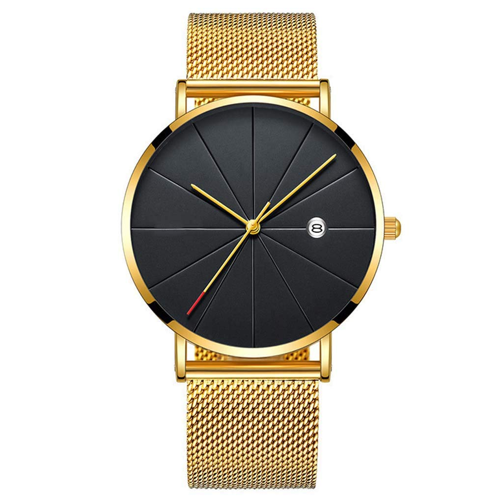 Amazon.com: XBKPLO Luxury Quartz Watch Men,Japanese Quartz Watches for Men,Quartz Pocket Watches for Men,Mens Quartz Watch Analog,Mens Quartz Watches ...