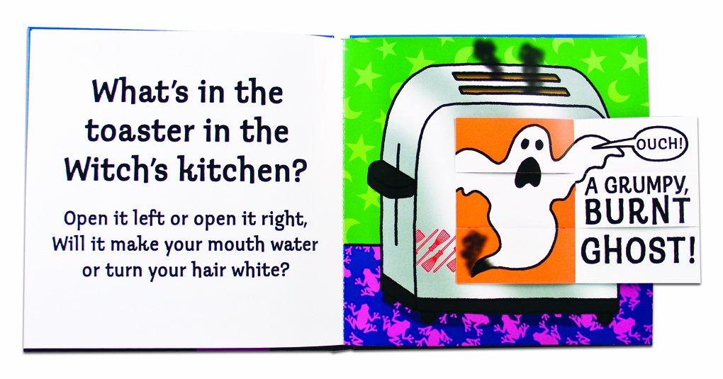amazon what s in the witch s kitchen nick sharratt halloween