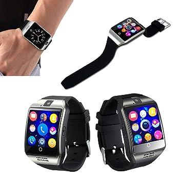 Reloj Inteligente Smartwatch q18 Reloj teléfono móvil Bluetooth ...