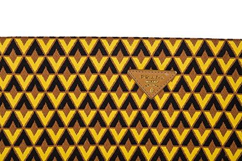 de amarillo Prada mano nuevo bolso pochette mujer O0OHq1