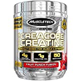 MuscleTech Fruit Punch Fusion 50 Servings Creatine, 11.51 Ounce For Sale