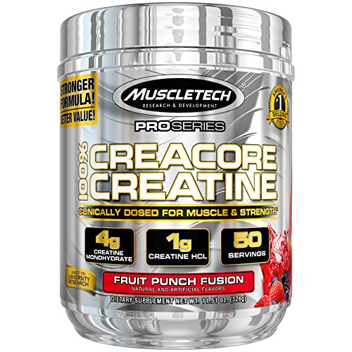 ch Fusion 50 Servings Creatine, 11.51 Ounce ()