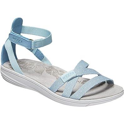 d75d20914d2 Keen Women s Damaya Ankle Sterling Blue Dress Blue 6.5 ...