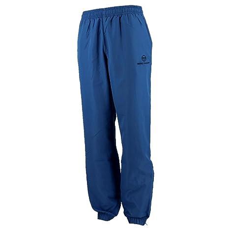 Sergio Tacchini Parson 016 Roy - Pantalón de chándal, Azul (azul ...