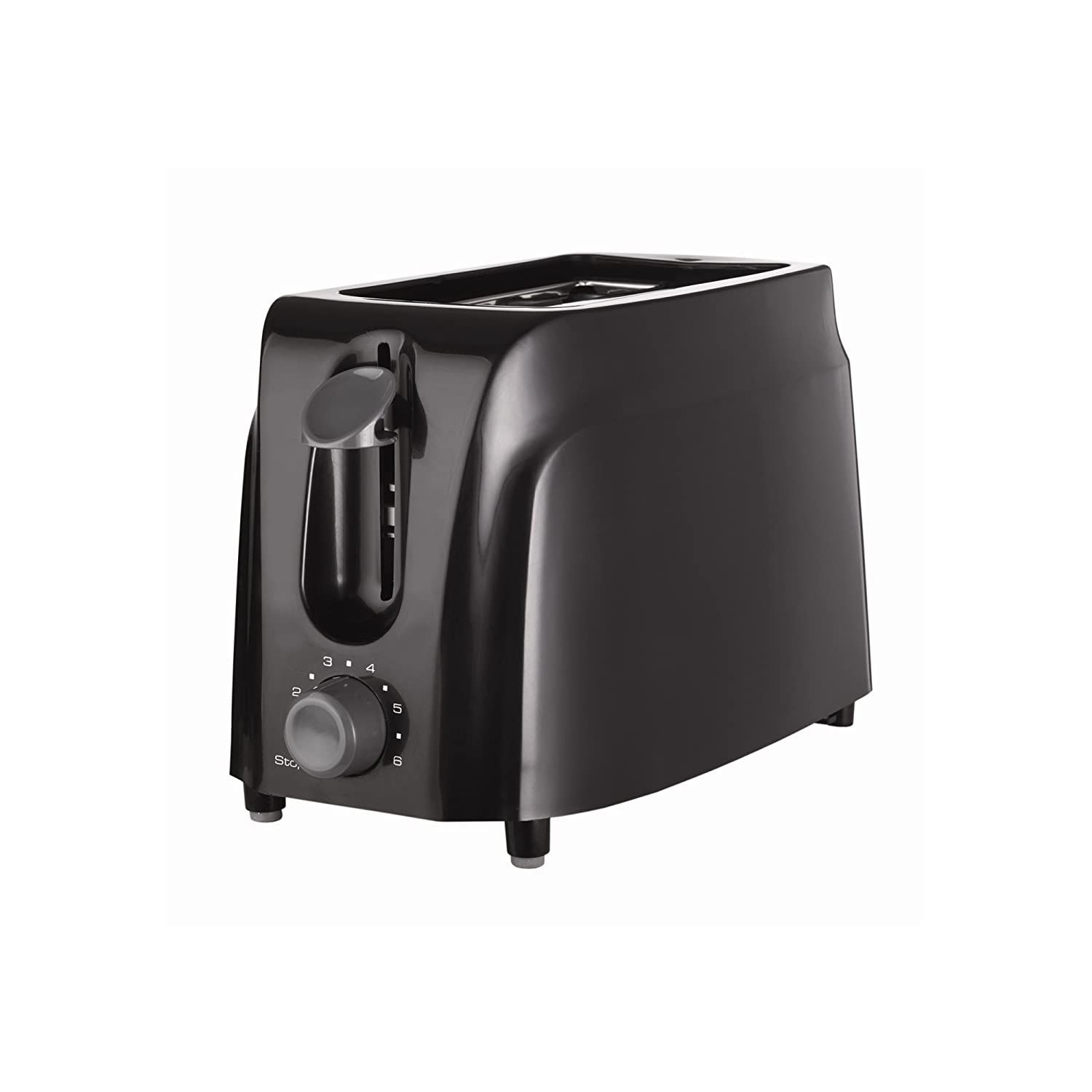 Brentwood 2 Slice Cool Touch Toaster Black Ts 260b New Ebay