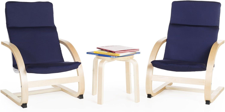 B000815NPS Guidecraft Kiddie Rocker Chair Set - Blue G6406 61HD51oZ9-L.SL1500_