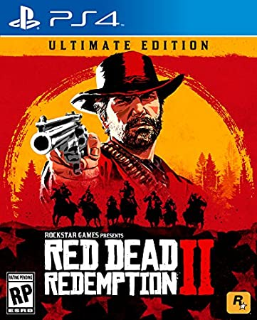Red Dead Redemption 2: Ultimate Edition - PS4 [Digital Code]