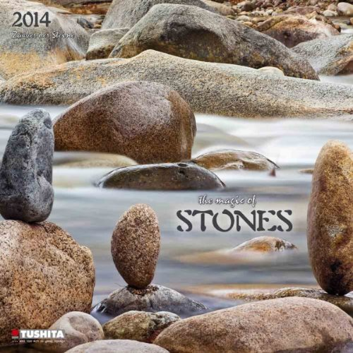 Magic of Stones 2014 (Mindful Editions) by Brand: Tushita Verlags GmbH
