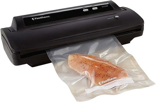 Use Multi Size Clear Vacuum Sealer Bags Food Saver Seal Storage For Freezer V1