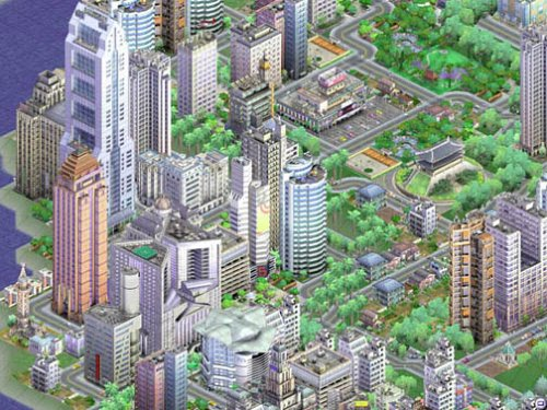 simcity 3000 unlimited free