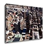 Ashley Canvas Johannesburg City Center Panorama South Africa Wall Art Decoration Picture Painting Photo Photograph Poster Artworks, 20x25