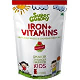 Super Gummy Iron + Vitamins For Kids - 30 Chewable Supplements
