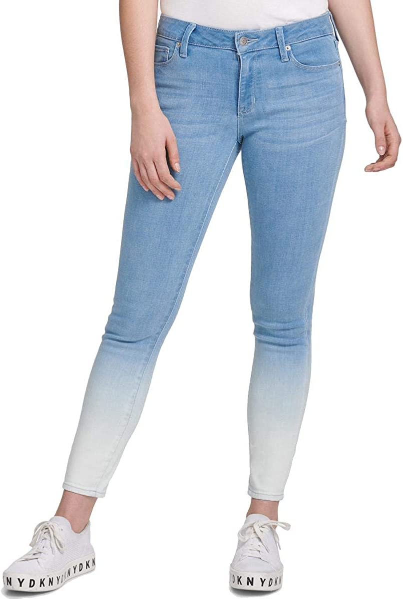 Condividere esagerazione Abuso  DKNY Womens Denim Ombre Ankle Jeans at Amazon Women's Jeans store