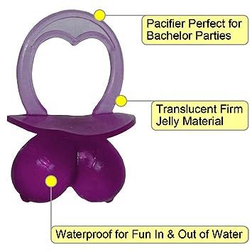 Amazon.com: optisex Jelly Booby chupete, colores surtidos ...