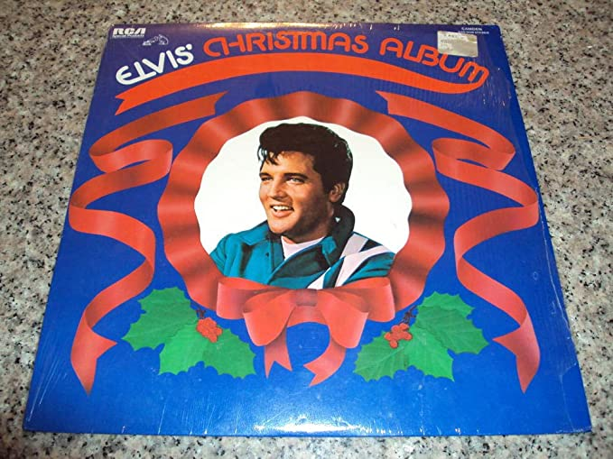 Elvis Christmas Album Vinyl.Elvis Christmas Album Camden Cas 2428 Mono 1986 Press Vinyl