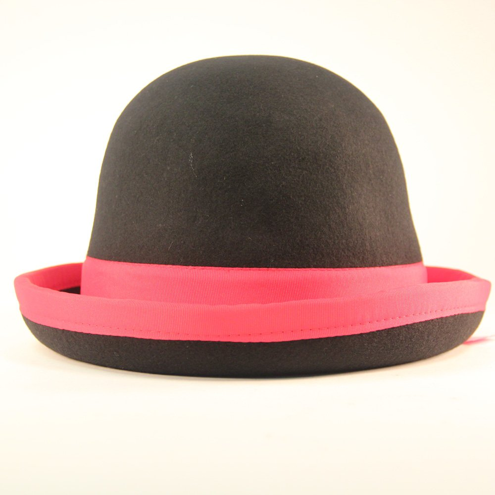Play ''The Tumbler'' Manipulation Hat for Juggling - Black with Red - Size 59