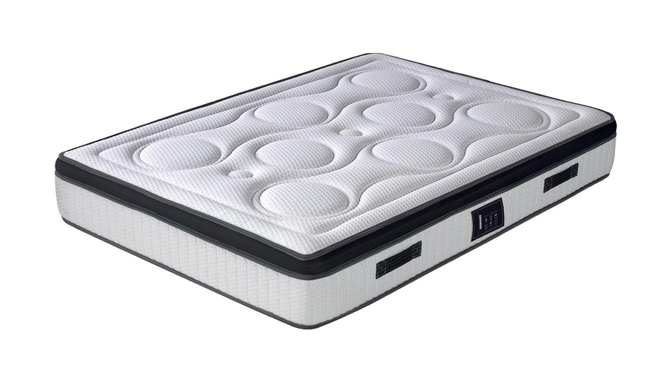 VentaMuebles Colchon viscoelastico/ergonomico mod. valencia 150 x 190: Amazon.es: Hogar