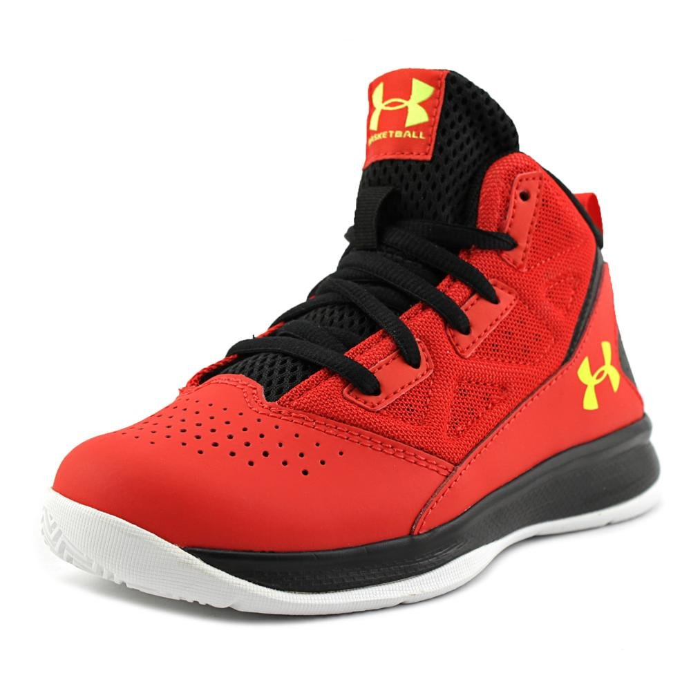 Under Armour Kids' Boys' Pre School Jet Mid Basketball Shoe 1274068