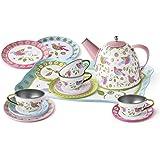 Saint Germaine La Nature Pretend Tea Set for Kids